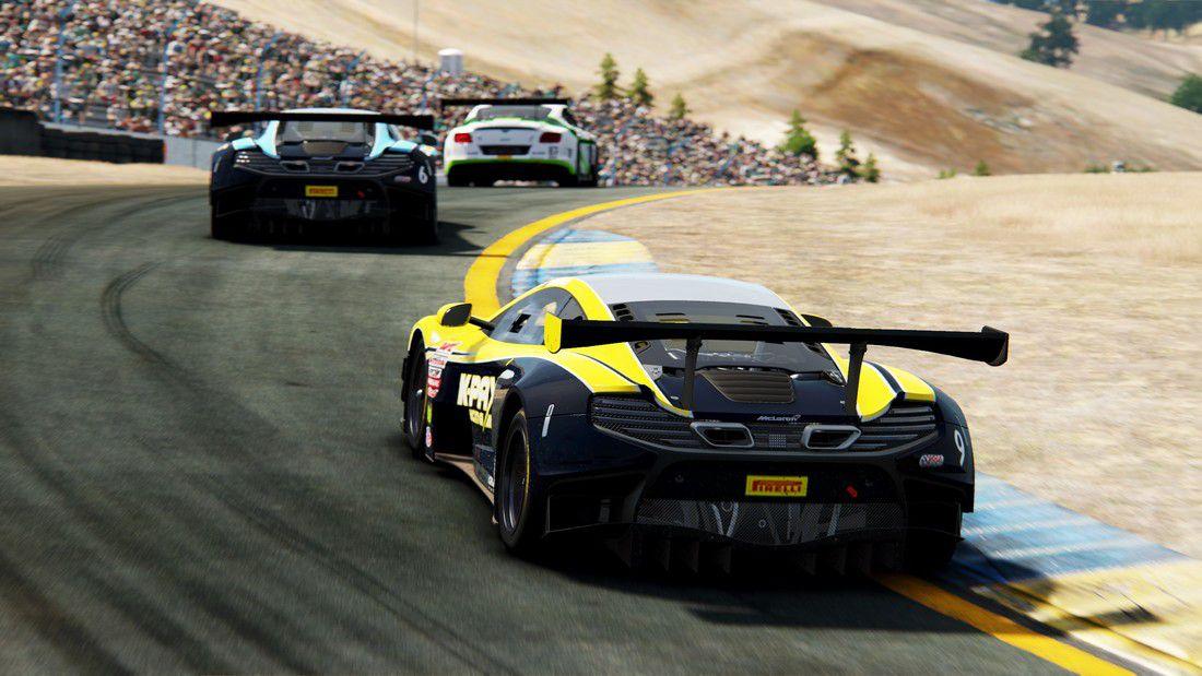 Project Cars 2 Partenariat Confirm 233 Avec Pirelli Et Le