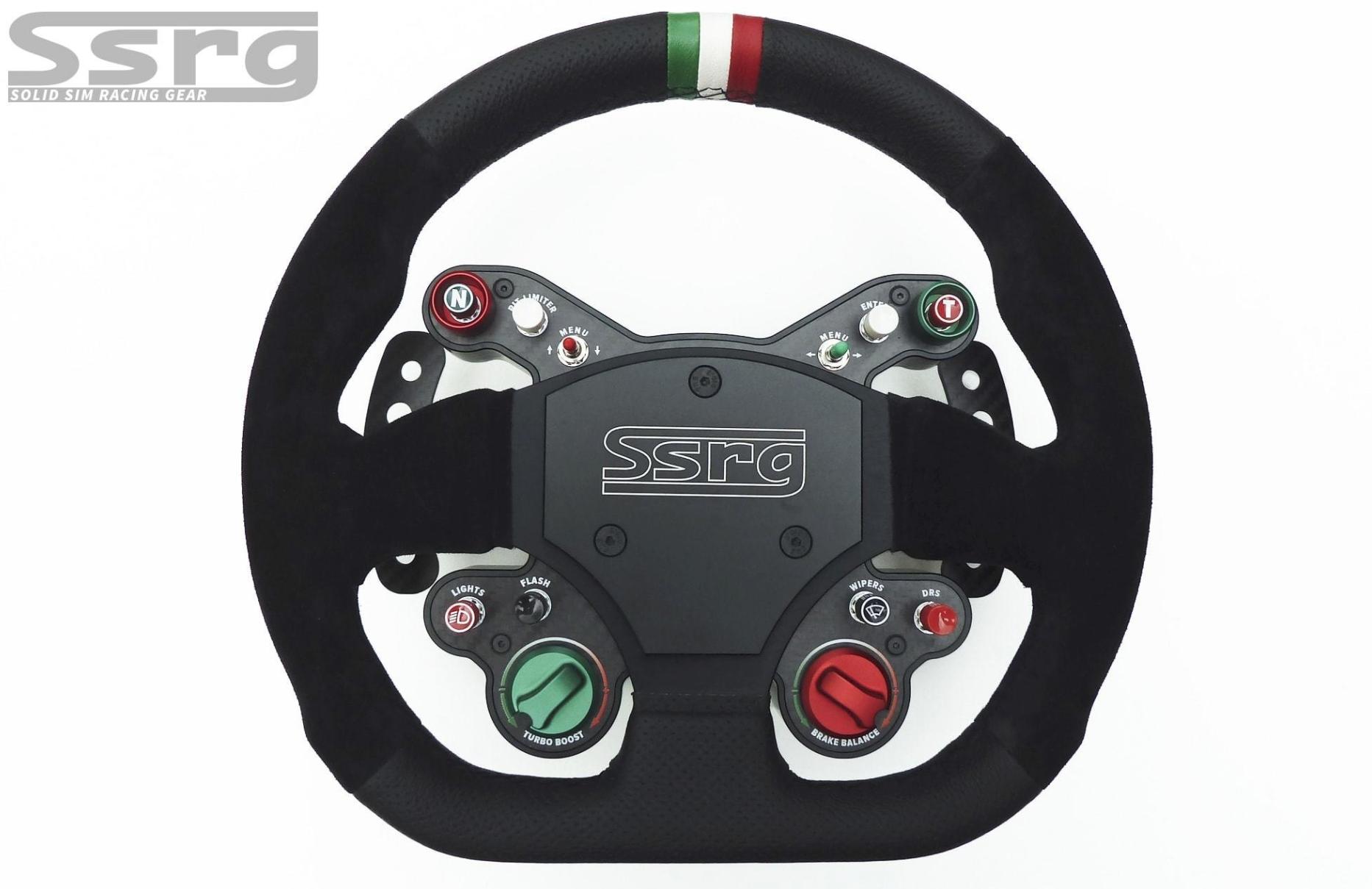 Découverte de la marque SSRG | | Objectif-Racing - Le hub