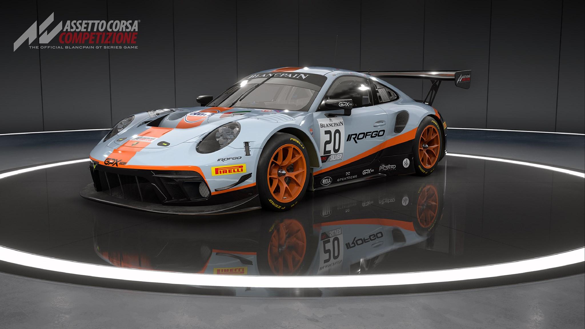 Jeux vidéo - Page 2 PorscheAssetto